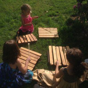 Hand Crafted Mini-Marimbas